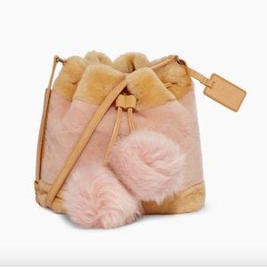 Ugg Fluff Bucket Bag - Lidiya Wisp